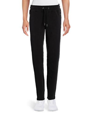 Bench Zip-Pocket Jogger Pants-BLACK-Medium 88745888_BLACK_Medium