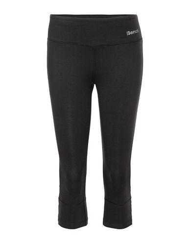 Bench Tie Leggings-BLACK BEAUTY-Medium