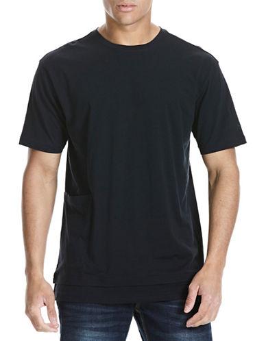Bench Modern Cotton T-Shirt-BLACK-Medium 88778604_BLACK_Medium