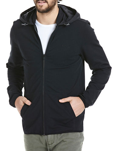 Bench Zip-Up Hoodie-BLACK-X-Large 88778578_BLACK_X-Large