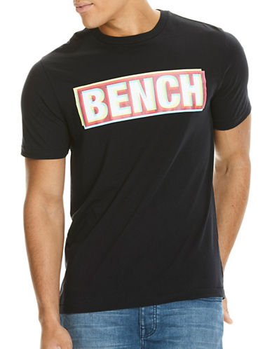 Bench 3D Logo T-Shirt-BLACK-XX-Large 88998762_BLACK_XX-Large