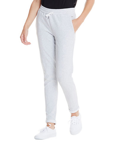 Bench Cotton-Blend Sweat Joggers-SUMMER GREY MARL-Medium 89040985_SUMMER GREY MARL_Medium