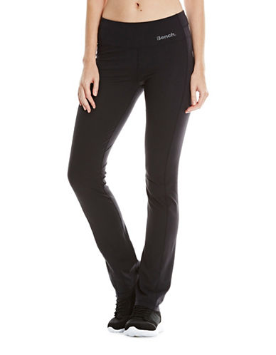 Bench Straight Leggings-BLACK BEAUTY-X-Large