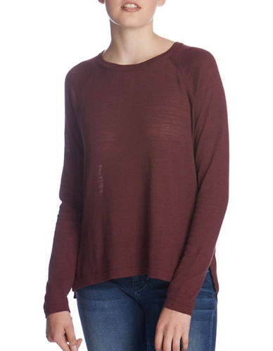 Bench Base Long Sleeve Top-RED-Large 88861600_RED_Large