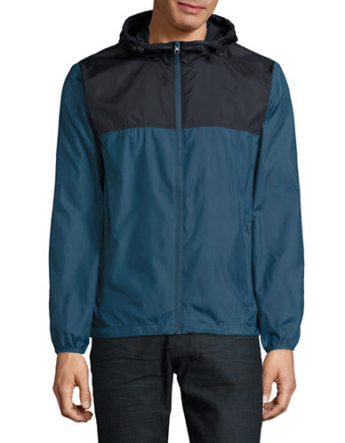 Esprit Hooded Jacket-BLUE-Medium 89189079_BLUE_Medium