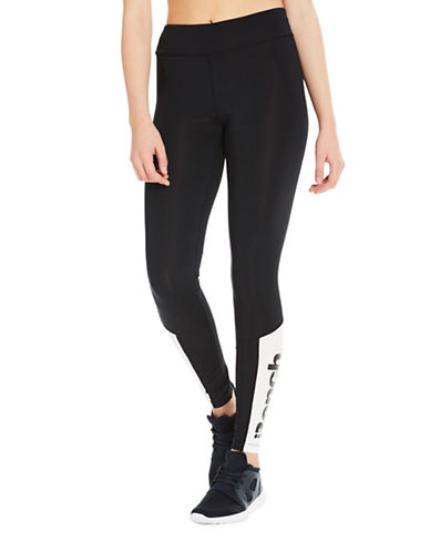 Bench Active Bold Crop Leggings-BLACK-Small