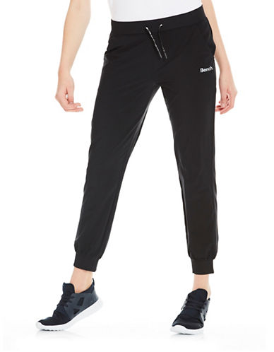 Bench Four-Way Stretch Jogger Pants-BLACK-Small