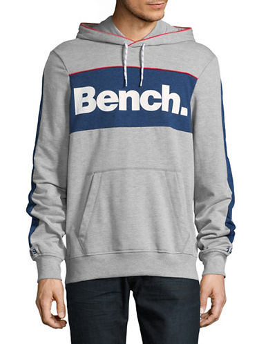Bench Lightweight Hoodie-GREY-Small 89272965_GREY_Small
