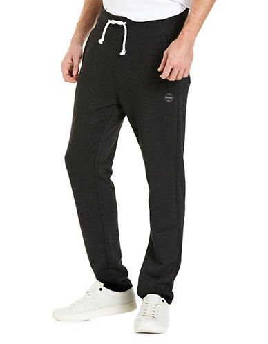 Bench Drawstring Sports Pants-BLACK-XX-Large 89302136_BLACK_XX-Large