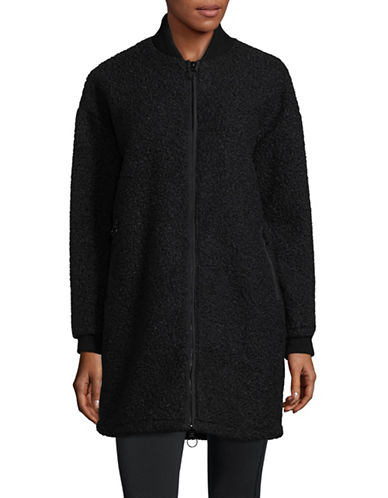 Bench Easy Coat-BLACK-Small