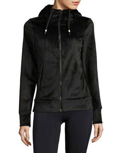 Bench Fleece Hoodie-BLACK-X-Large