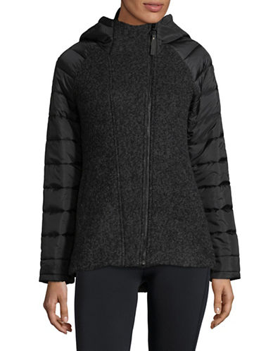 Bench Mix Jacket-BLACK-Large