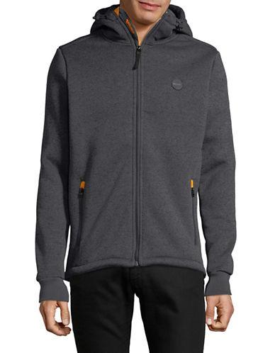 Bench Bonded Hoody Jacket-GREY-Large 89621910_GREY_Large