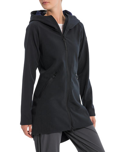 Bench Slim Hooded Jacket-BLACK-X-Small