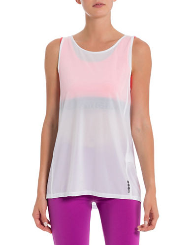 Bench Cut-Out Back Tank Top-WHITE-Small 89988174_WHITE_Small