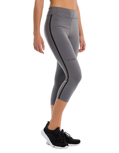 Bench Mesh Capri Leggings-GREY-X-Large 89988217_GREY_X-Large
