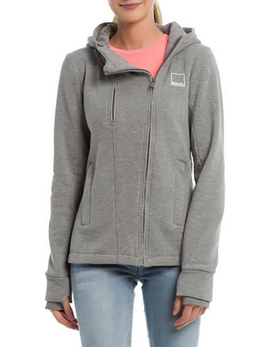Bench Her Double Zip Hoodie-GREY-Medium 89988110_GREY_Medium