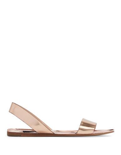 Aldo Yoana Two-Piece Sandals-ROSE GOLD-8