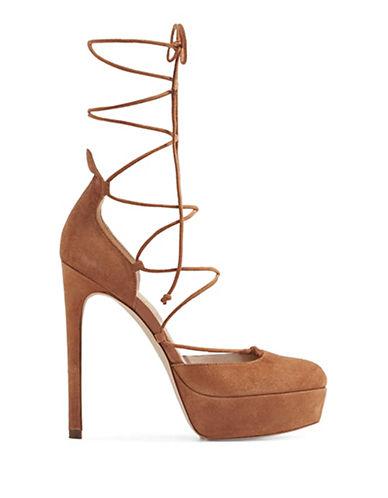 Aldo Lucille Platform Sandals-BROWN-7