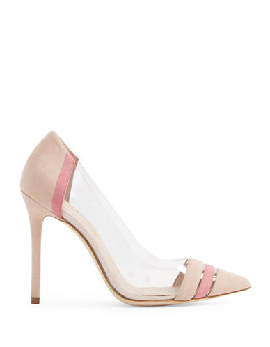 Aldo Santorini Point-Toe Pumps-LIGHT PINK-6