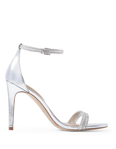Aldo Ciasa Occasion High Heel Sandals-SILVER-8.5