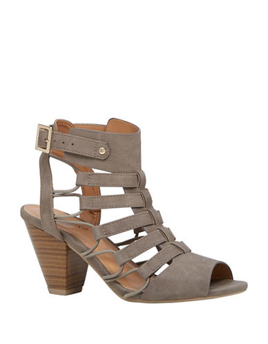 Call It Spring Goba Cut-Out Mid-Heeled Sandals-TAUPE-8