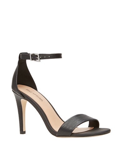 Call It Spring Ahlberg High Heel Sandals-BLACK-8