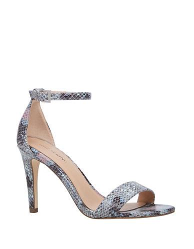 Call It Spring Ahlberg High Heel Sandals-SNAKESKIN-11
