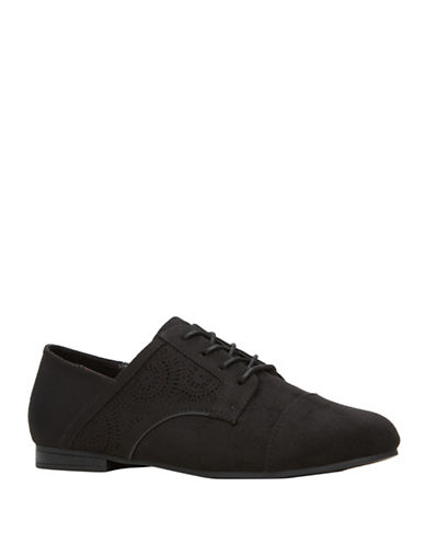 Call It Spring Chike Lasercut Oxfords-BLACK-9