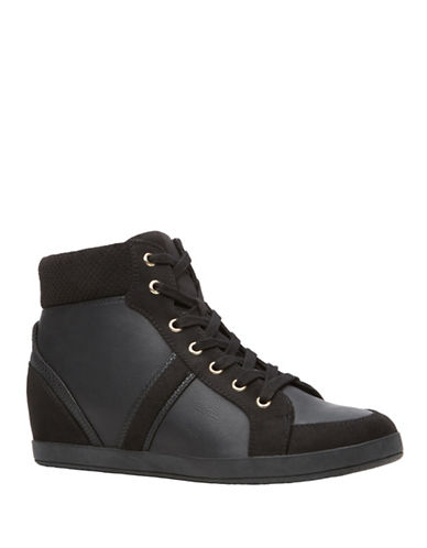 Call It Spring Ryua High-top Sneakers-BLACK-10