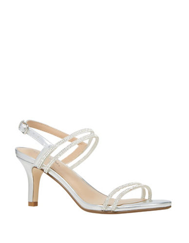 Call It Spring Menin Dress Sandals-SILVER-10