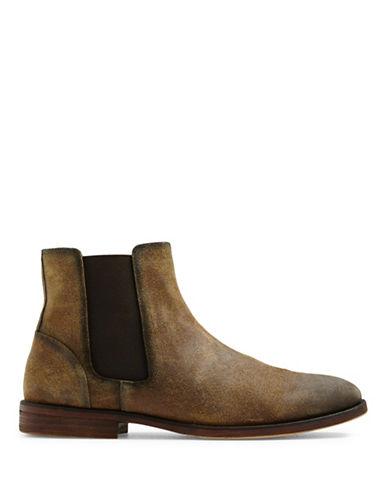 Aldo Acaudia Leather Chelsea Boots-BEIGE-7.5