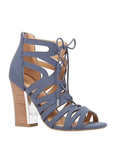 Call It Spring Tavernelle Cut-Out High Heel Pumps-NAVY-7.5