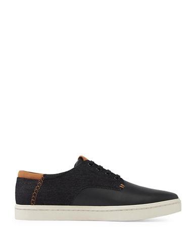 Aldo Afoima Low Top Sneakers-BLACK-7.5
