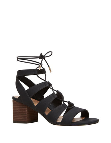 Call It Spring Ereissa Ghillie Sandals-BLACK-8