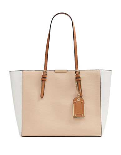 Aldo Pentwater Textured Tote-NATURAL-One Size