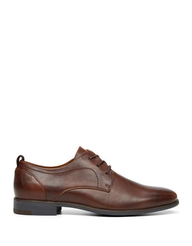 Call It Spring Jereaven Derby Shoes-BROWN-7.5