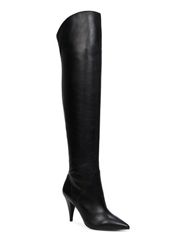 Aldo Kandice Leather Over-the-Knee Boots-BLACK-6.5
