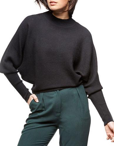 Dex Mockneck Sweater-BLACK-Large