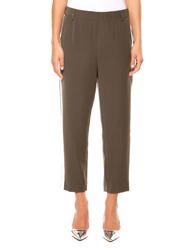 Dex Pull-On Capri Pants-KHAKI-X-Small