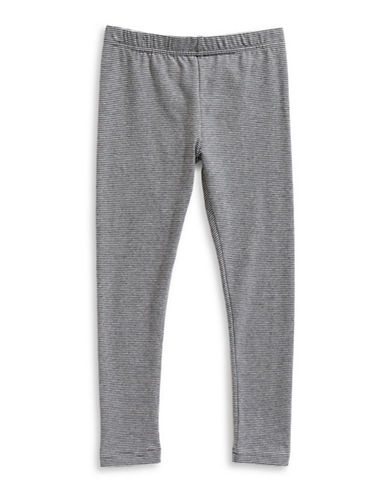 Dex Printed Stretch Leggings-GREY-7-8