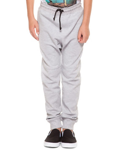 Dex Active Jogger Pants-GREY-Small