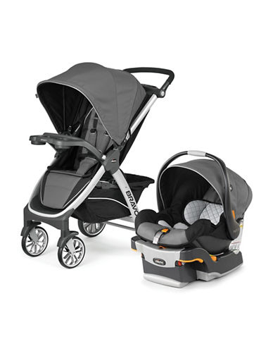 Chicco Bravo Trio System-GREY-One Size