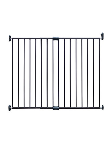 Bily Expandable Metal Gate-BROWN-One Size