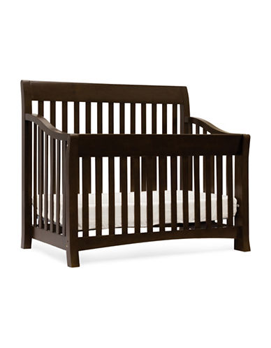 Bily Caden Sleigh Crib-ESPRESSO-One Size