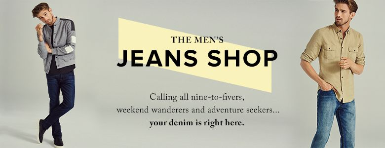 Mens Jeans | Hudson's Bay