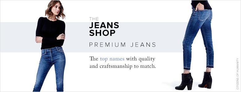Designer Jeans for Women | Hudson's Bay
