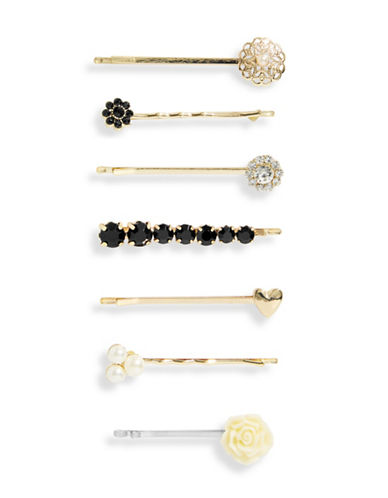 Expression Bobby Pins-ASSORTED-One Size