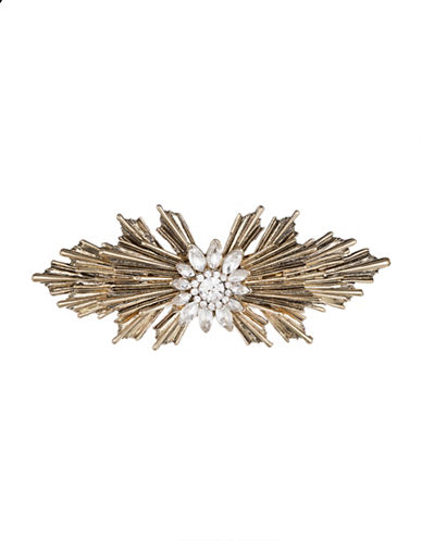 Expression Spike Cluster Barrette-GOLD-One Size