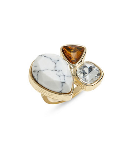 Expression Three-Stone Ring-MULTI-7